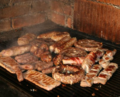 Rostilj-meso